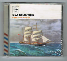 THE MARITIME CREW - SEA SHANTIES - CHANTS DE MARINS - 17 TITRES - NEUF NEW NEU