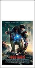 Poster Iron Man 3  Con Robert Downey Jr. Origin.33X70  EDIZ ITA