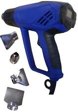 DIGITAL Temperature - 1500 Watt Dual Speed Heat Gun - 4Pcs Nozzles 122° - 932°F