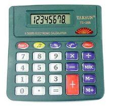Calcolatrice Elettronica Digitale KD-268 8 Cifre Scuola Ufficio hsb