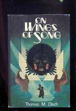 Thomas M. DISCH - On Wings of Song, St. Martin's 1979 1st hardcover edition