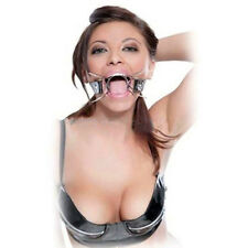 Hot Selling Sexy Open Mouth Oral Ring Expand Slave Restraints Roleplay SM Toys