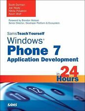 Sams Teach Yourself Windows Phone 7 Application Development in 24 Hour-ExLibrary