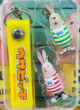 Usavich MTV Mascot Figure Mobile Strap Rabbit Dream Rush JAPAN ANIME MANGA
