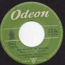 Das Hellberg Duo :  Hohe Tannen - Das Rübezahllied + Die Heimat im Herzen
