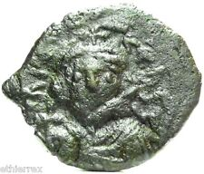 BYSANZ EMPIRE (Costanzo II) Follis-Costantinople