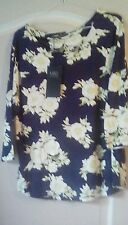 Ladies Marks & Spencer M&S Collection dressy top size 16 BNWT