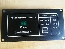 POWER CONTROL SYSTEM PANEL MINI PRECISION CIRCUITS RV CAMPER MOTORHOME Newmar
