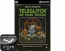 Teleglitch die plus Edition PC, Mac et Linux clé steam