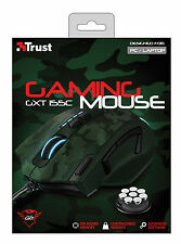 TRUST Elite Gaming Mouse gxt155c, BUILT-IN PERSONALIZZABILE pesi & onboard MEMORY