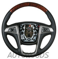 GM Buick LACROSSE STEERING WHEEL - EBONY  - (Buick Regal)  NEW 2010 - 2013