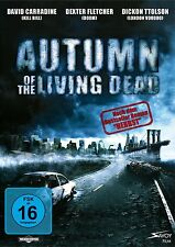 Autumn of the Living Dead ( Horror-Thriller ) mit Dexter Fletcher, David Carradi