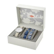 """Fossil ES4020SET """"Jacqueline"""" Stainless-Steel Case with 2 Additinal Straps"""