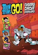 Teen Titans Go! - Cyborg Circuit Overload by J. E. Bright (2015, Paperback)