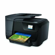 HP OfficeJet Pro 8710 Wireless All-in-One Color Inkjet Printer Instant Ink - New