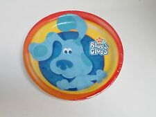 BLUES CLUES PARTY DINNER PLATES -- PACKAGE OF 8 - PARTY SUPPLIES
