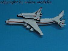 1 : 1250  mmR07 An-225 Mrija mit Buran 1.01 von mm