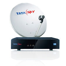 TATASKY DTH HD with 1 Month Bumper Pack + HD Pack + Installation + Activation
