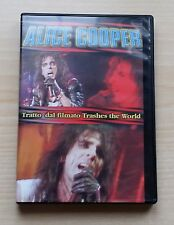 ALICE COOPER - TRATTO DAL FILMATO TRASHES THE WORLD - DVD
