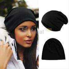 Winter Warm Women Men Knit Ski Crochet Slouch Hat Cap Beanie Hip-Hop Hats Unisex