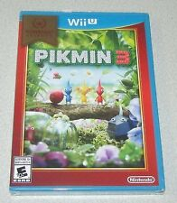 Pikmin 3 for Nintendo Wii U Brand New! Factory Sealed!
