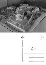Terracina - Plastico del Tempio di Giove Anxur (A-L 455)