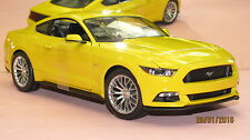2015 MUSTANG GT COUPE YELLOW NEW IN BOX!!!!!!!!!!!!!!!!!!!!!!