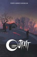 OUTCAST VOL #1 A DARKNESS SURROUNDS HIM TPB Kirkman Image Comics Collects 1-6 TP