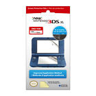 HORI FOR THE NEW NINTENDO 3DS XL SCREEN PROTECTIVE FILTER, NEW AND FREE SHIPPING