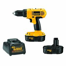 Dewalt 18-Volt Drill/Driver Kit DC970K-2, New, Free Shipping