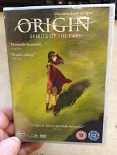 Origin:Spirits Of The Past(R2 DVD)Anime Manga New+Sealed Post Apocalyptic Gonzo