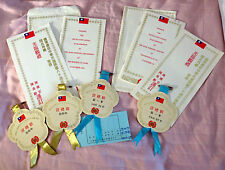 1991 80th Anniversary of The Founding of The Republic of China Programs Tickets