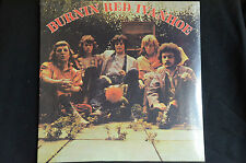 "Burnin Red Ivanhoe Burnin Red Ivanhoe 12"" vinyl LP New + Sealed"