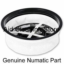Genuine Numatic Henry Vacuum Cleaner Hoover Bucket Filter 305mm 604165