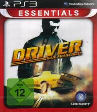 Playstation 3 DRIVER SAN FRANCISCO Platinum/Essential TopZustand