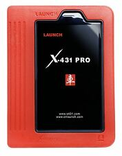 Launch x431 pro profitester incl. adaptador full package del alemán comerciantes