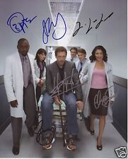 HOUSE M.D. AUTOGRAPH SIGNED PP PHOTO POSTER