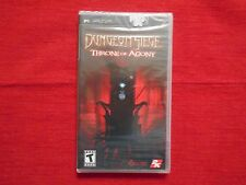 DUNGEON SIEGE THRONE OF AGONY PSP FACTORY SEALED!!!  FREE FAST SHIP!!!!  RARE!!!