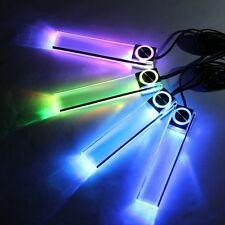 Car LED Interior Decoration Under Dash Floor LED Light Strip Lamp Multi-colored