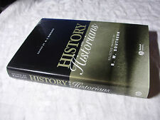2004 HISTORY & HISTORIANS Papers of R W Southern - HB-DJ 1st ed #COBB
