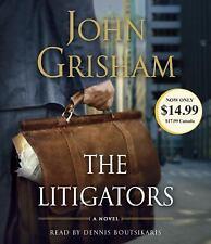 The Litigators by John Grisham [Audio Book] (2012, on 5 CDs)