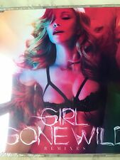 "RARE MADONNA ""GIRL GONE WILD - THE REMIXES"" EURO  8-TRACK CD FACTORY SEALED"