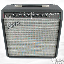 Fender Champion 40 Guitar Combo Amp in Black - 2330300000