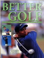 BETTER GOLF  by Steve Newell, Paul Foston & Antony Atha