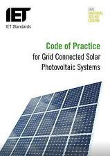 Code Of Practice For Grid-connected Solar Photovoltaic Systems The Institution O