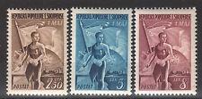 1949 Albania. Albanian  Stamps. May Day.  MNH