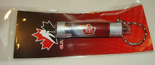 2015 Canada World Juniors Hockey Keychain Flashlight Chroma 100th Anniversary