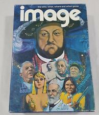Vintage 1972  3M Bookshelf Game: image - The Who, What, Where and When Game