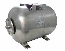IBO vessel INOX Stainless Steel PRESSURE AIR/WATER TANK 100L membrane/diaphragm