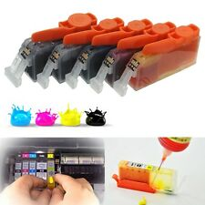 5pc Ink Cartridges CLI526 PGI525 For Canon PIXMA MX715 MX882 MX885 MX895 iP4950